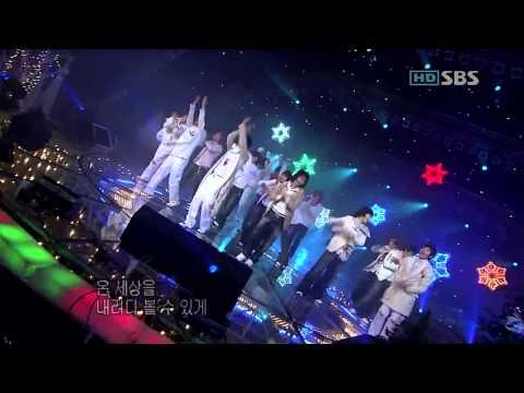 Show me your love HD-DBSK ft Suju