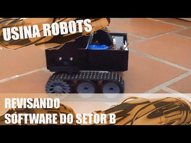 SERÁ QUE NOSSO SOFTWARE AINDA CONTÉM ERROS?? | Usina Robots US-2 #114