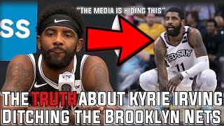 What The Media WONT Tell You About Kyrie Irving's Disappearances...