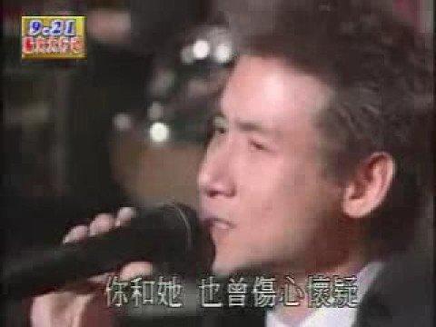 Jacky Cheung - 真愛 (1999香港演藝界921傳心傳意大行動)