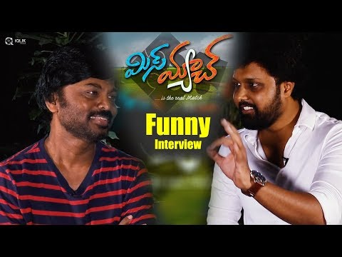 Director Karunakaran And Uday Shankar Funny Interview about MisMatch Movie