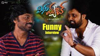 Director Karunakaran And Uday Shankar Funny Interview about MisMatch Movie