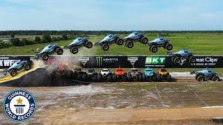 Monster Truck MADNESS - Guinness World Records