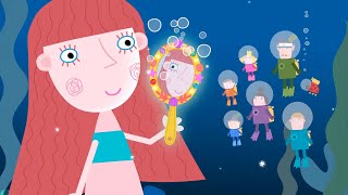 Ben and Holly's Little Kingdom Full Episodes ❤️ Mermaids, Chickens and Xmas | HD Cartoons for Kids