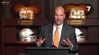Coach Pruitt on Rocky Top is going to be 'aight'