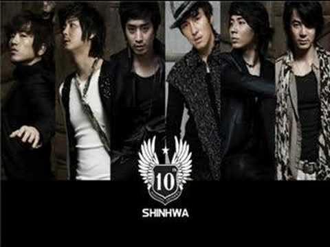 Shinhwa - Run [Track 5]