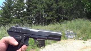 Pity, Lda pistol detail strip