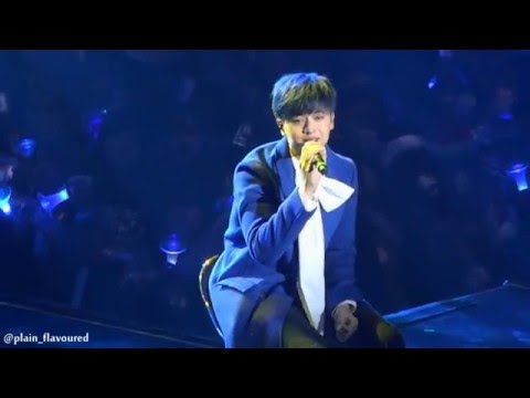 151219 육성재 - 꼭 어제 @2015 BTOB 2nd Concert [Born To
