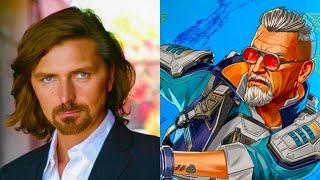 All Apex Legends Voice Actors Interview (Apex Legends Legacy Gameplay Trailer, Apex Season 9 Soon!)
