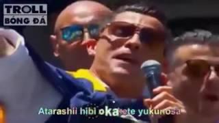 Ronaldo - Siêu nhân cuồng phong