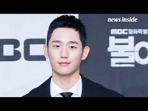 [SSTV] 정해인(Junghaein) 대체 불가 연기력으로 '우뚝' 선 대세 훈남 배우