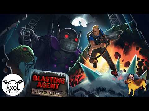 Blasting Agent: Ultimate Edition Trailer