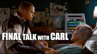 """Detroit Become Human - """"What Happens When"""" Markus Visits Carl After Pushing Leo - Night Of The Soul"""