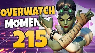 Overwatch Moments #215 - YouTube