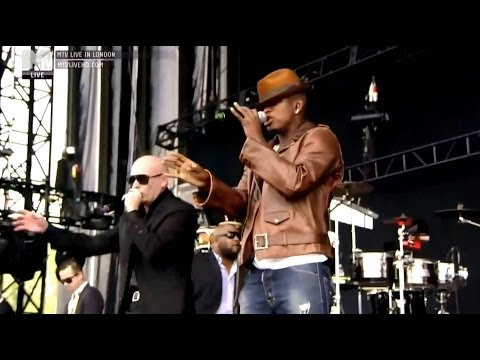 PITBULL   LIVE IN LONDON WIRELESS FESTIVAL 2012   FULL HD