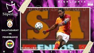 Galatasaray 0 - 0 Fenerbahce - HIGHLIGHTS - 9/27/2020