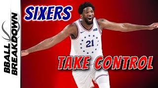 Embiid Helps Sixers Take Control Of Down And Dirty Series