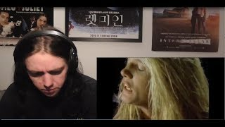 Skid Row - 18 And Life (Official Video) Reaction/ Review