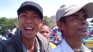 Lễ đua ghe ngo tại huyện gò quao tỉnh kiên giang