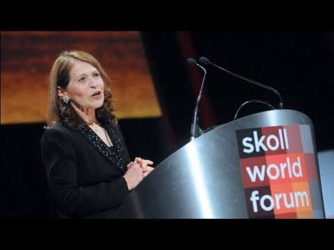 Sally Osberg Welcoming Remarks at Skoll Awards for Social ...