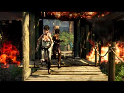 Dead Island Riptide - Release Trailer (Official U.S. Version)