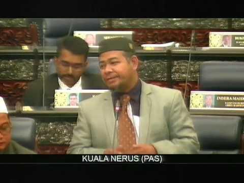 YB Kuala Nerus bahas RUU 164
