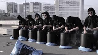 STICKSTOFF – Bucket Drum