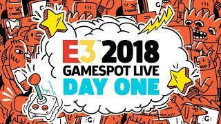 E3 2018 Exclusive Gameplay Demos, Interviews and Special Guests - GameSpot Stage Show Day 1