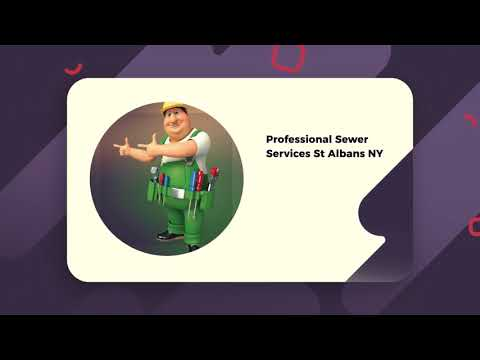Tech Sewer Cleaning Service in St Albans, NY (3477037558)