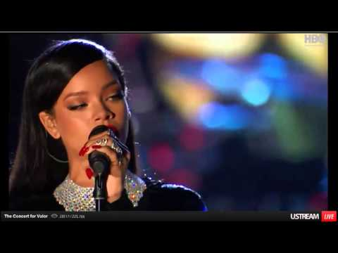 Rihanna - Live in Washington D.C.