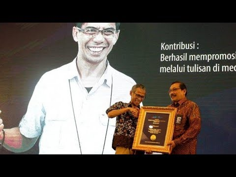 https://youtu.be/areb2KC3TqgTribunnews Raih Anugerah Tokoh Standardisasi 2019