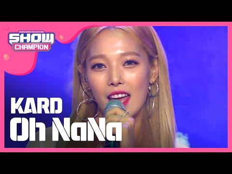 Show Champion EP.238 KARD - Oh NaNa [카드 - 오나나]