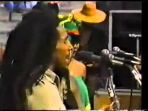 Bob Marley-Positive Vibration (Live)