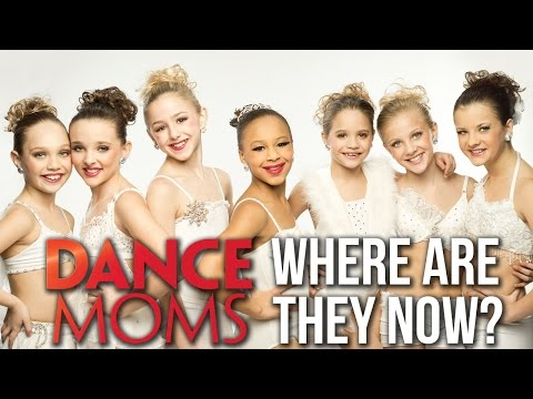 Dance Moms Cast: Where Are They Now?