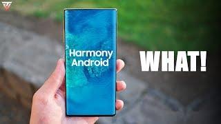 Huawei P40 Pro - Dual OS?