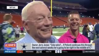 Jerry Jones: Zeke who?... | Can Tony Pollard replace Ezekiel Elliott?