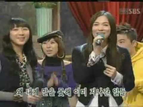 061203 1000 Song Challenge CSJH Lina - I'm your girl (SES)