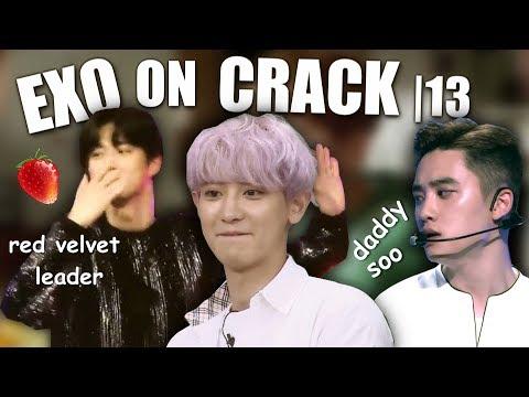 EXO ON CRACK |13  daddy-soo