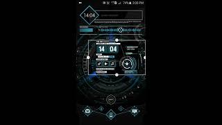 JARVISQ IRON MAN UI - UCCW skin ( Android Theme ) - Music Videos