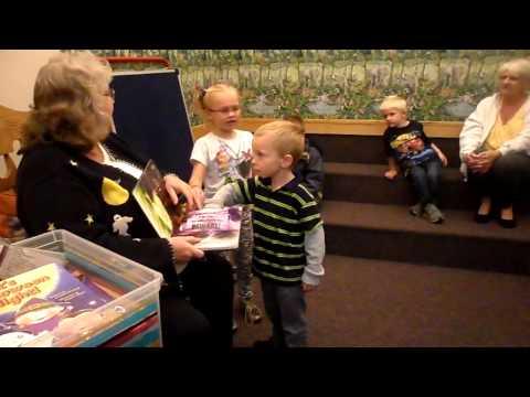 George's Creek Regional Library Halloween Story Time