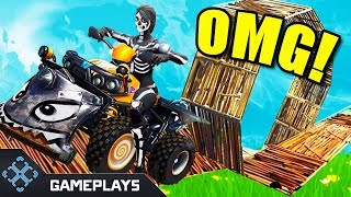 Daily Fortnite Funniest and Best Moments (Wins + Fails) Ep.6