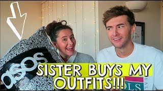 SISTER BUYS MY OUTFITS...IS SHE OK!?