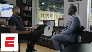 [FULL] DeMarcus Cousins exclusive interview: On free agency, Warriors, fan reaction, more   ESPN