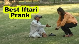 Best Iftari Prank   Maryam Prankster   Best ever Prank   Epic   Funny