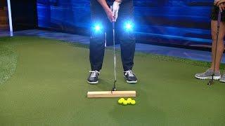 School of Golf: Headlights, A Wood Block, & Putting | Golf Channel