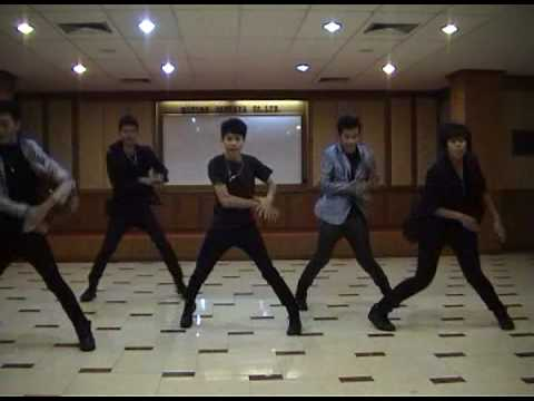 SHINee Ring Ding Dong(Rehearsal Apologize).divx