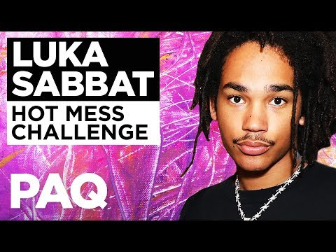Weird Art Challenge with Luka Sabbat, Noah Dillon...and UFOs | PAQ EP#39 | A Show About Streetwear