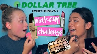 Dollar Tree Makeup Challenge!