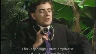Not the Nine O'Clock News - Monty Pythons worshipers