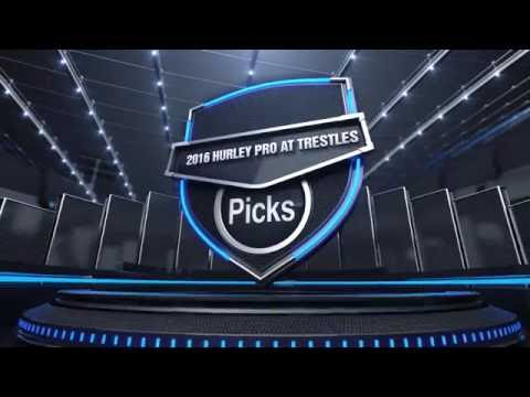 Surf Odds | Hurley Pro at Trestles Betting Predictions